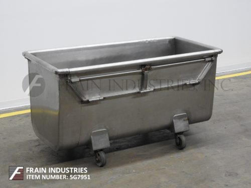 Photo of Bakery Equipment 300 GAL