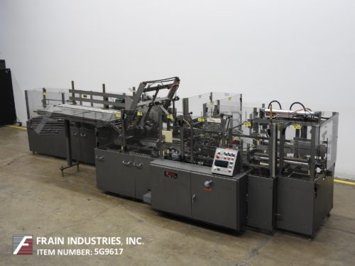 Photo of Thiele Case Packer Erector/sealer 410
