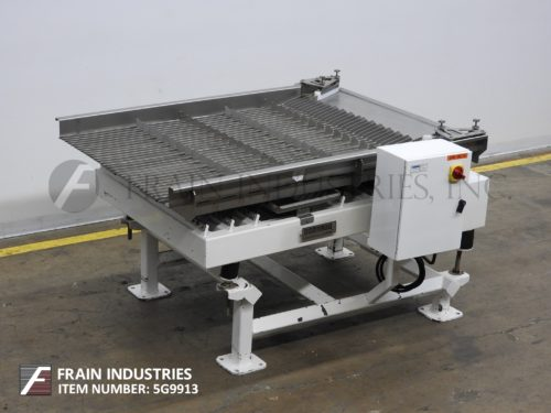 Photo of Smalley Mfg Co Conveyor Vibratory
