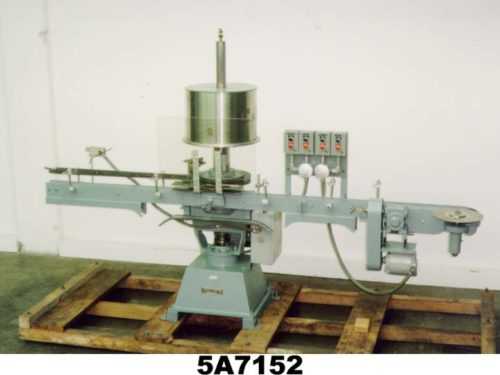 Photo of Consolidated / Pneumatic Scale Capper 2 Head (Capper) H2
