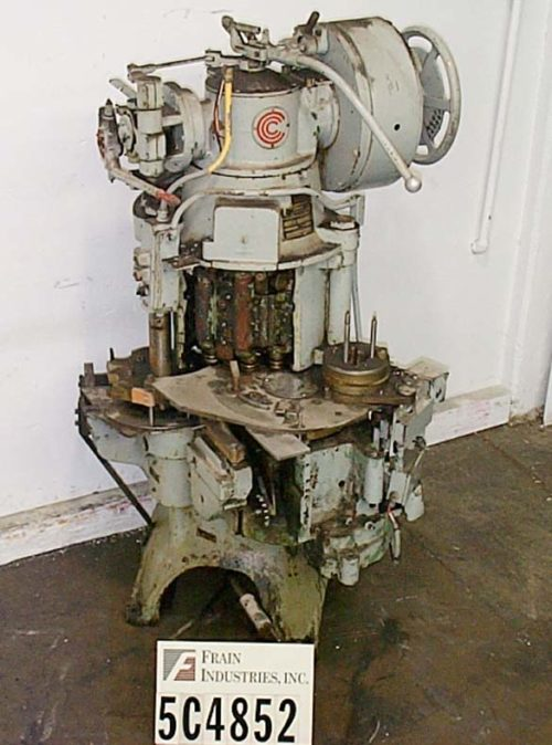 Photo of Continental Can Seamer 4 Head 304 CRB1