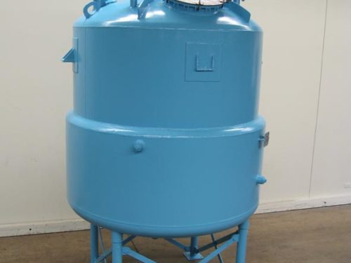 Photo of Pfaudler Robbins Meyers Tank Reactor SS 1200 GAL
