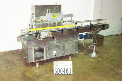 Photo of Cozzoli Filler Liquid Pos Disp VR84016 filling machine