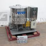 Thumbnail of Peerless Mixer Paste Vertical SLURRY MIXER 150 Gal, 1000 lb capacity, S/S, Slurry Mixer