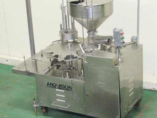 Photo of WCB / Anderson Icecream Filler Cup Rotary 640