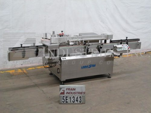 Photo of Kalish Labeler P/S Wrap LS4000D