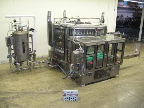 Photo of U S Bottlers Filler Liquid Scale WSF56