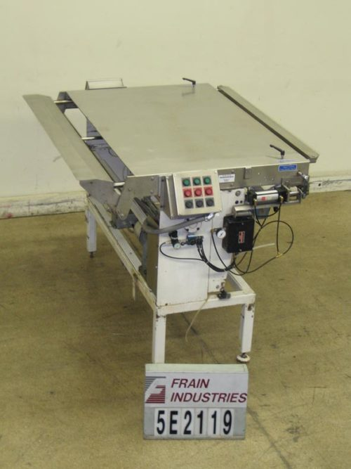 Photo of Candy CUTTING CONVEYOR