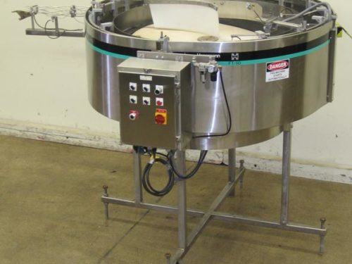 "Photo of Hoppmann Feeder Bowl FT50 Centrifugal, 50"" dia, S/S, to 2000cpm"