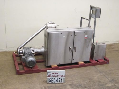 Photo of Stephan Machinery Corp Meat Equipment Emulsifier MCHD6011C