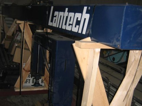 Photo of Lantech Stretch Wrapper Automatic SHAP
