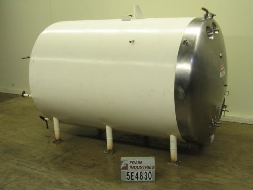 Photo of Chicago Stainless Equipment Tank SS JKT 3000 GAL