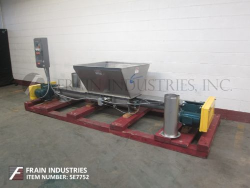 Photo of Conveyor Services Feeder Auger