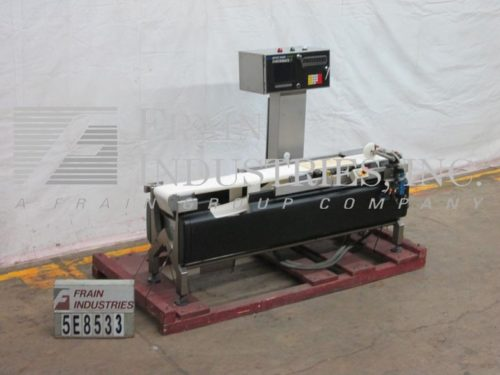 Photo of Hi-Speed Checkweigher Belt CHECKMATE 2