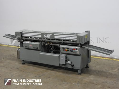 Photo of Mateer Burt Labeler Glue Wrap 704DG