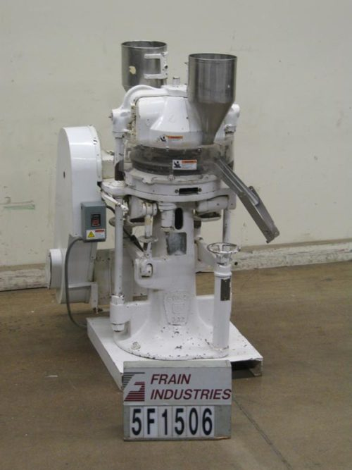 Photo of Stokes / Compression Component Press Tablet Rotary BB2-D53