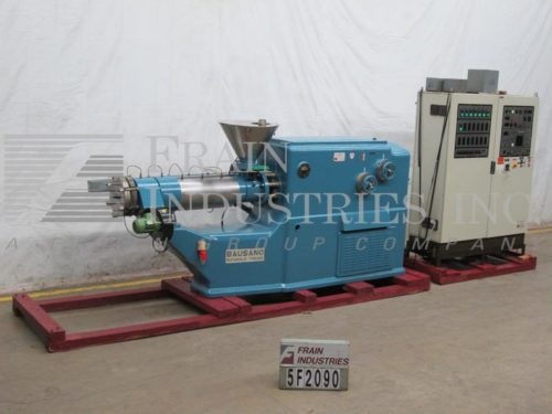 Photo of Bausano and Figli Spa Extruder Twin Screw TR2-100-15/A