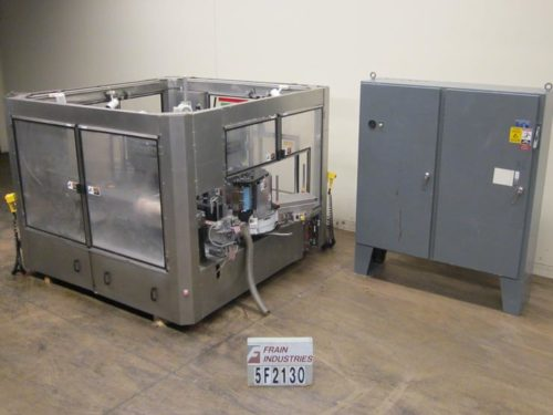 Photo of Krones Labeler Glue Front & Back SOLOMATIC
