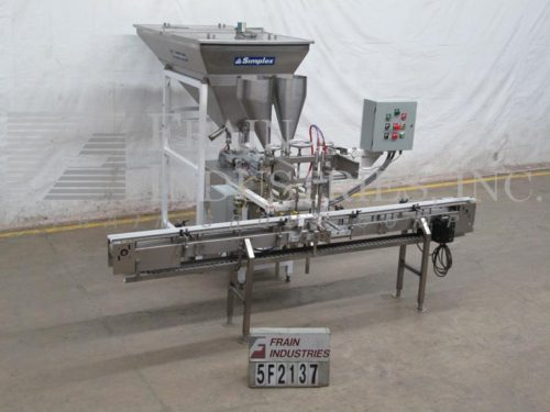 Photo of Simplex Filler Paste Twin AS200