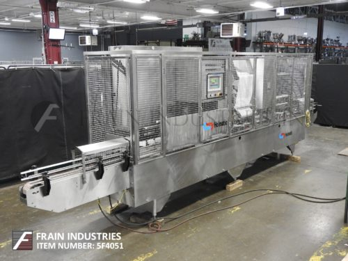 Photo of Holmatic /Oystar Sealer Tray Inline CBS-36