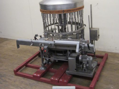 Photo of Horix Filler Liquid Vacuum 32 HEAD