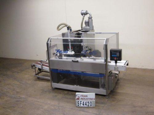 Photo of Fallas Case Packer Robotic L500