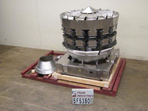 Photo of Ishida Scale Combination CCWZ214WS60WP