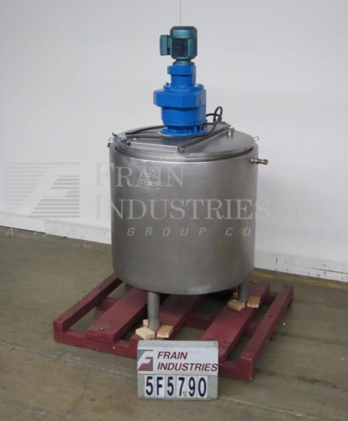 Photo of Tank Processors 160 GAL