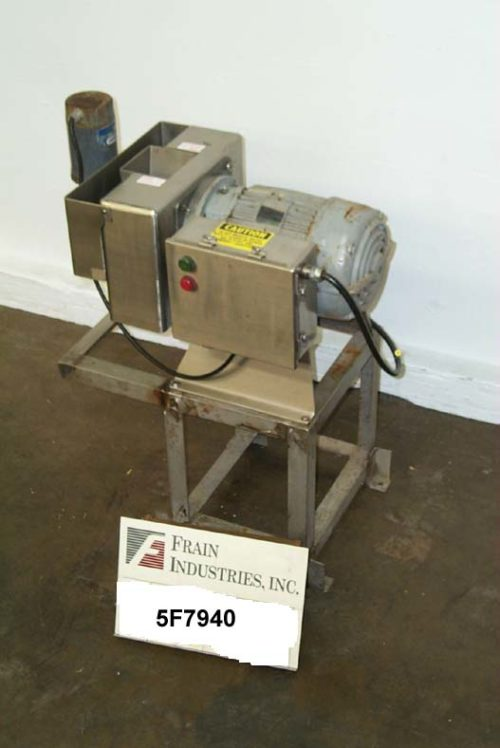 Photo of Urschel Cutter, Slicer Chopper/Processor 3600
