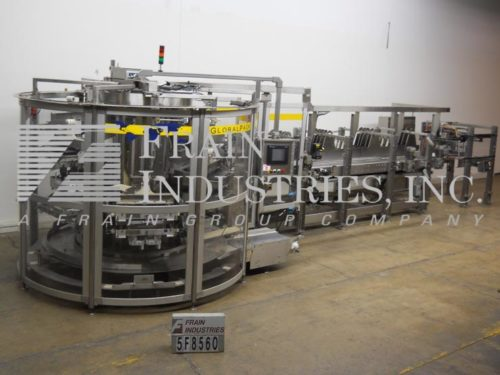 Photo of Hartness Case Packer Drop Packer 3500
