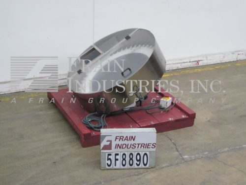 "Photo of Feeder Bowl 44"" ROTARY FEEDER"