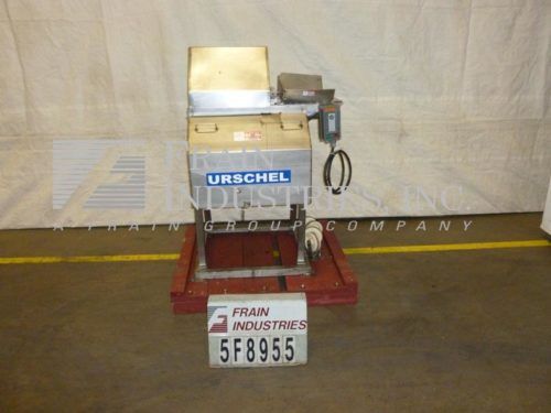 Photo of Urschel Cutter, Slicer Chopper/Processor RA