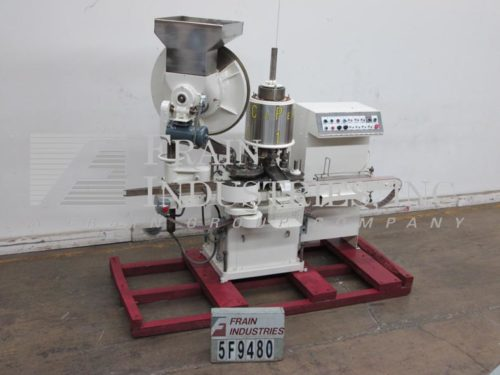 Photo of Consolidated / Pneumatic Scale Capper 4 Head (Capper) C4F