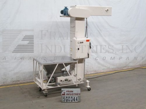 Photo of Whiz Lifter Conveyor Bucket Elevator C
