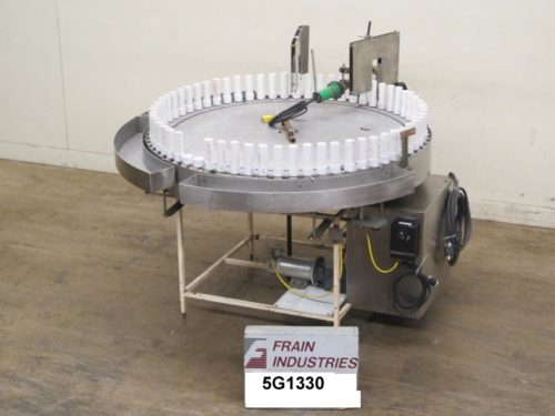 Photo of Shrink ROTARY TABLE