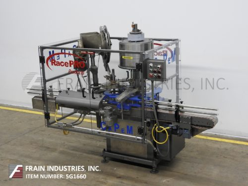 Photo of Consolidated / Pneumatic Scale Capper 4 Head (Capper) D4F