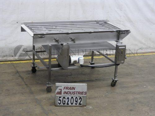 Photo of Stainless Specialist Conveyor Belt 34.5W X 78L