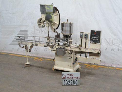 Photo of Consolidated / Pneumatic Scale Capper 4 Head (Capper) C4F