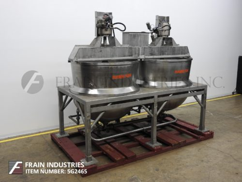 Photo of Hamilton Kettle Single Motion 600 GALLON