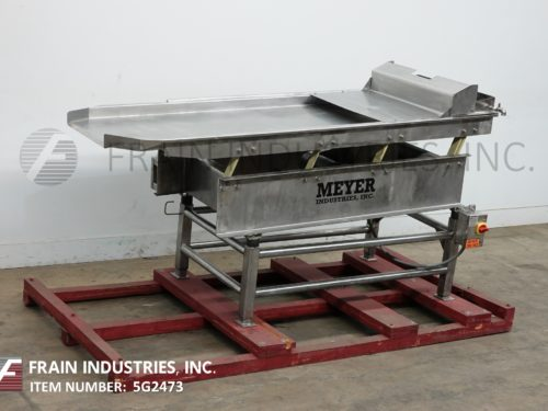 Photo of Meyer Feeder Vibratory 34X112