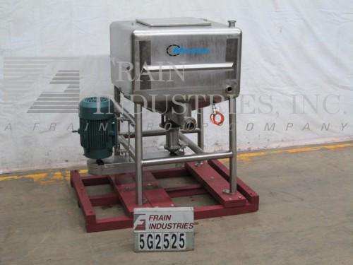 Photo of Norman Mixer Liquid Liquefier 200 GAL