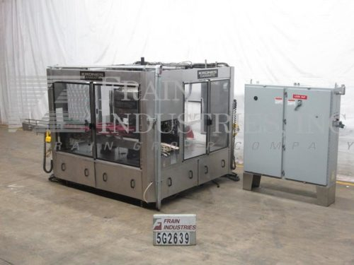 Photo of Krones Labeler Glue Wrap CANMATIC