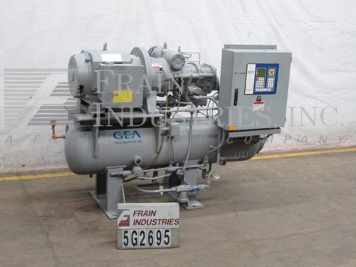 Photo of FES / GES Systems Refrigeration 85GS
