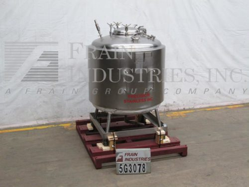 Photo of Precision Stainless Tank SS JKT 300 GAL