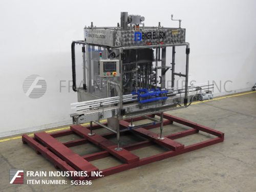 Photo of Biner Ellison Filler Liquid Grav/Press F52