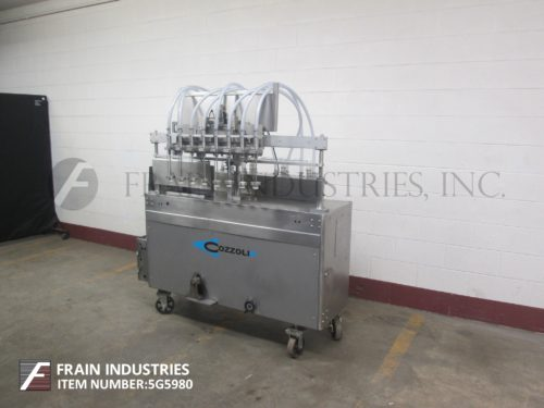 Photo of Cozzoli Filler Liquid Pos Disp