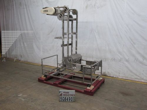 Photo of Smalley Mfg Co Conveyor Bucket Elevator BUCKET ELV