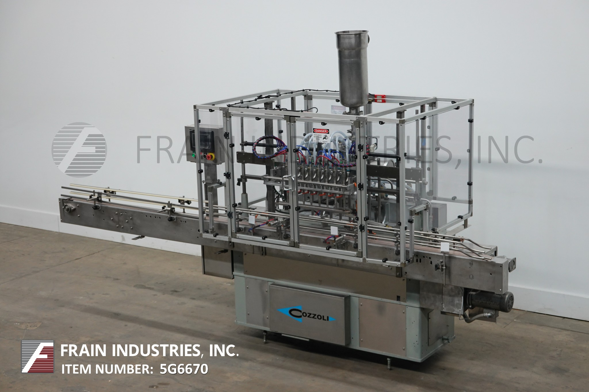 used liquid filling machine for sale