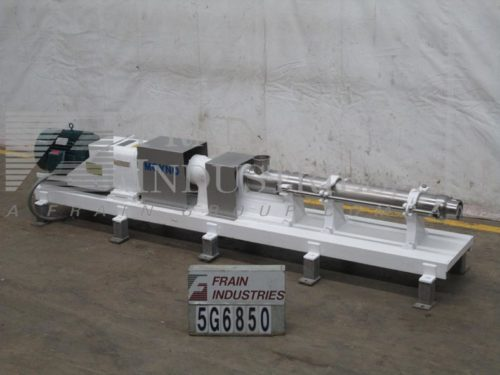 Photo of Moyno Pump Positive 3FG8SSZ