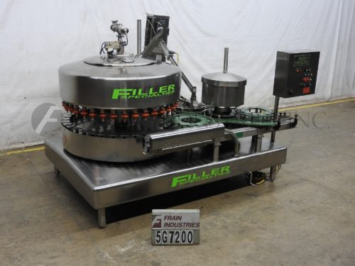 Photo of Filler Specialties Filler Liquid Monoblock AWFS3612